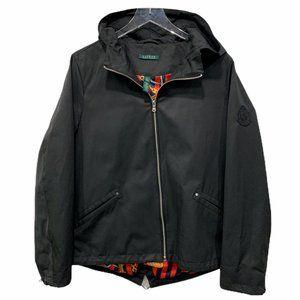 Ralph Lauren Women Windbreaker Jacket Black L